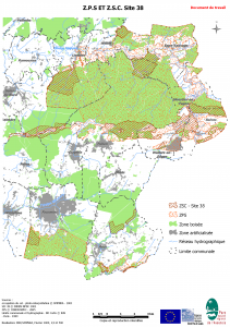cartographie ZPS